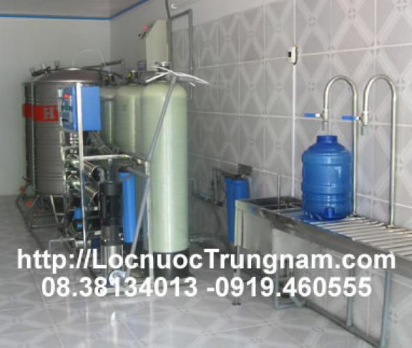 Hệ thống sản xuất nước tinh khiết 500 Lít/h -1000 Lít/h