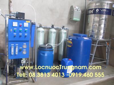 Hệ thống lọc nước tinh khiết RO 250 lit/h-300lit/h